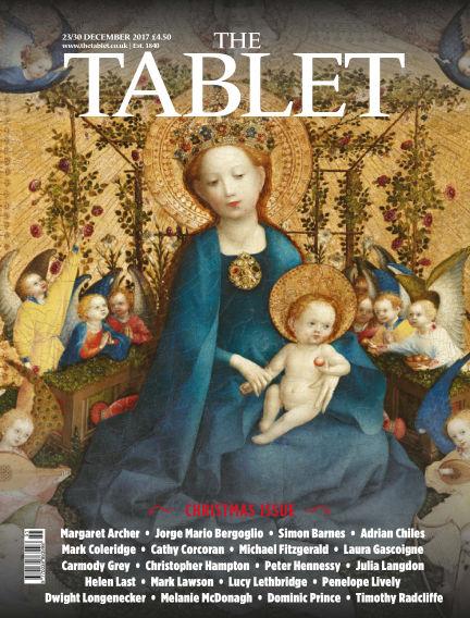 The Tablet Magazine December 23, 2017 00:00