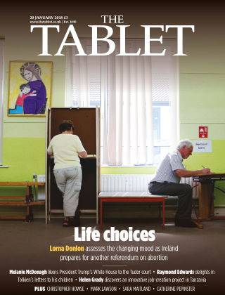 The Tablet Magazine 20th January 2018