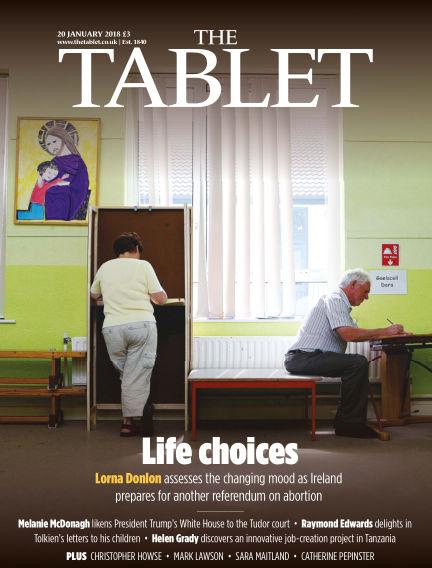 The Tablet Magazine January 20, 2018 00:00