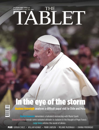 The Tablet Magazine 27th January 2018