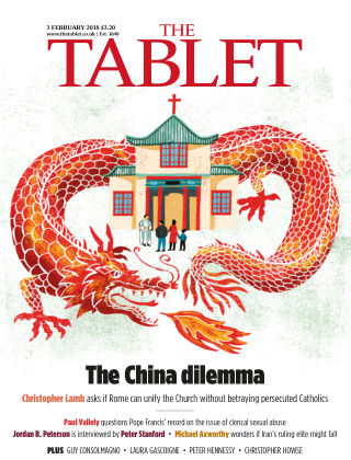 The Tablet Magazine 3rd February 2018
