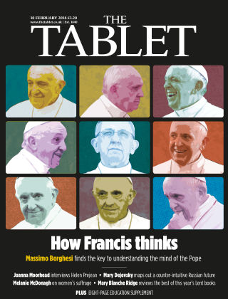 The Tablet Magazine 10th February 2018