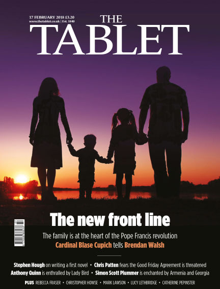 The Tablet Magazine February 17, 2018 00:00