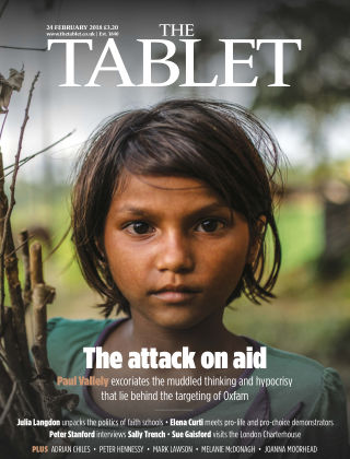 The Tablet Magazine 24th February 2018
