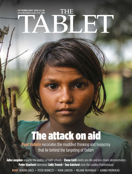 The Tablet Magazine February 24, 2018 00:00