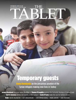 The Tablet Magazine 3rd March 2018