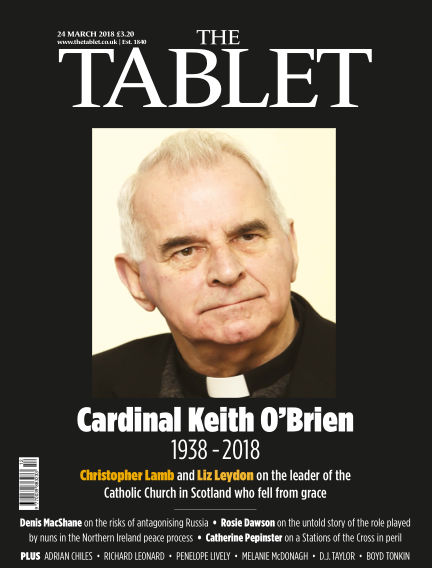 The Tablet Magazine March 24, 2018 00:00