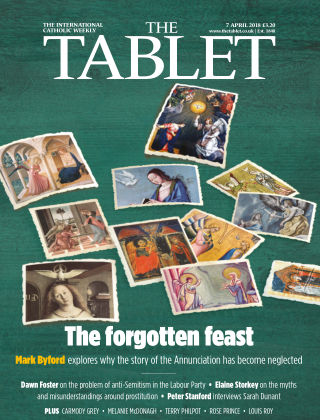 The Tablet Magazine 7th April 2018