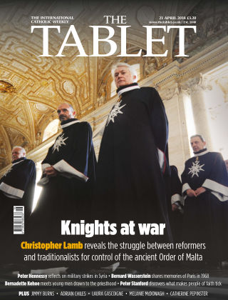 The Tablet Magazine 21st April 2018