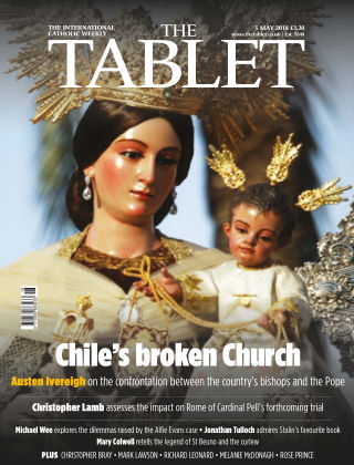 The Tablet Magazine 5th May 2018