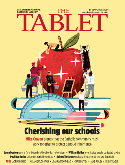 The Tablet Magazine May 19, 2018 00:00