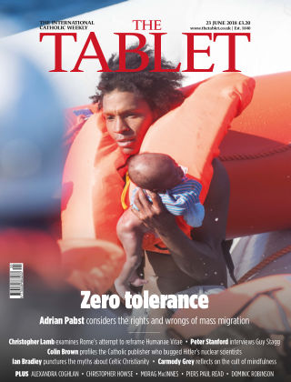The Tablet Magazine 23rd June 2018