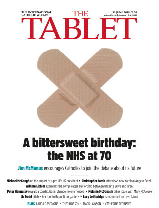 The Tablet Magazine 30th June 2018