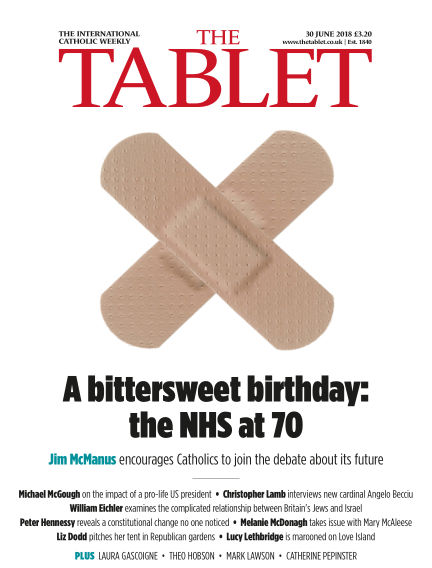 The Tablet Magazine June 30, 2018 00:00