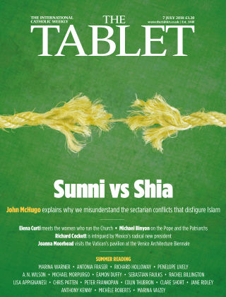 The Tablet Magazine 7th July 2018