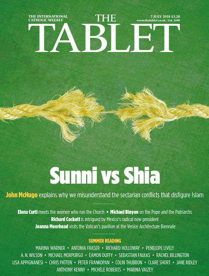 The Tablet Magazine July 07, 2018 00:00