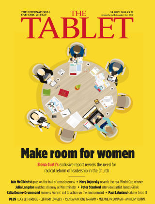 The Tablet Magazine 14th July 2018