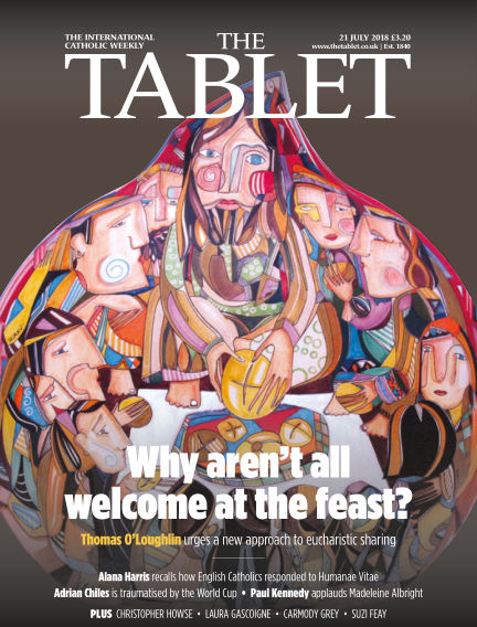 The Tablet Magazine July 21, 2018 00:00