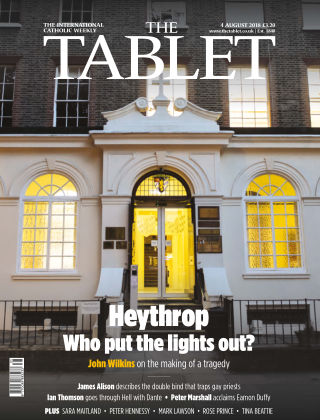 The Tablet Magazine 4th August 2018
