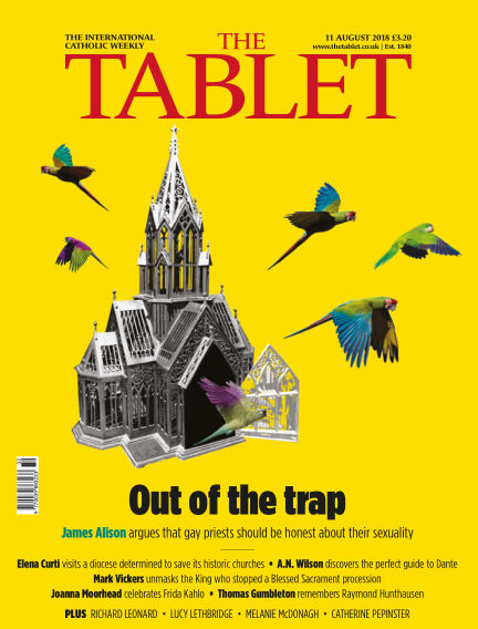 The Tablet Magazine August 11, 2018 00:00