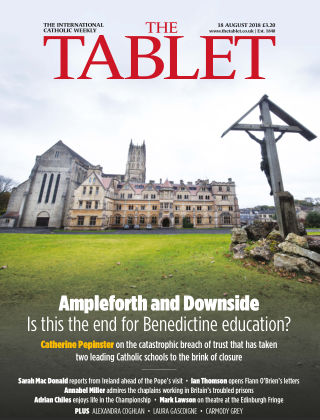 The Tablet Magazine 18th August 2018