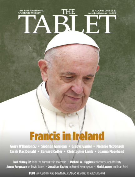 The Tablet Magazine August 25, 2018 00:00