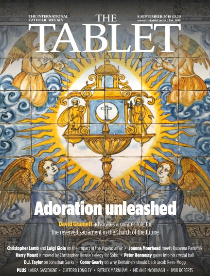 The Tablet Magazine September 08, 2018 00:00