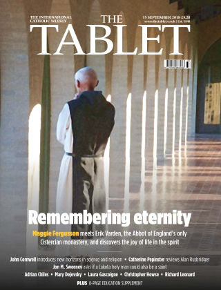 The Tablet Magazine 15 September 2018