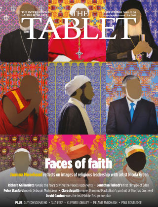 The Tablet Magazine 22 September 2018