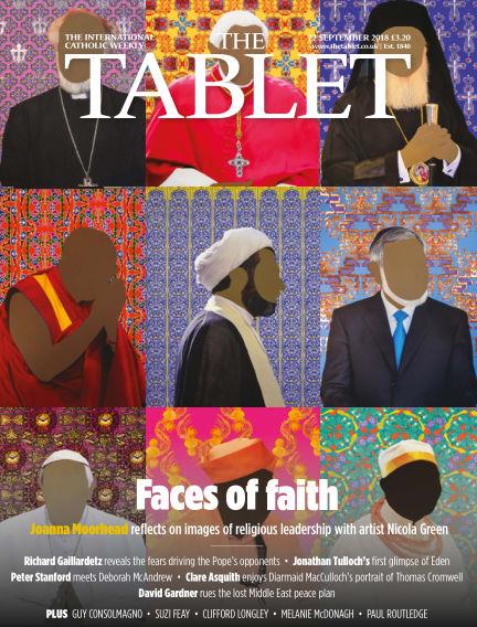 The Tablet Magazine September 22, 2018 00:00