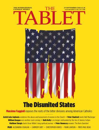 The Tablet Magazine 29th September 2018