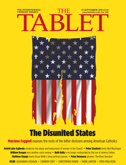 The Tablet Magazine September 29, 2018 00:00