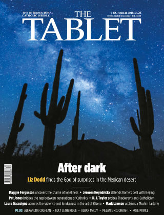 The Tablet Magazine 6th October 2018