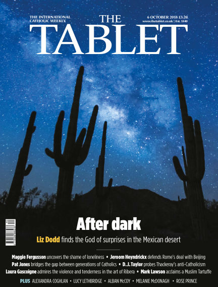 The Tablet Magazine October 06, 2018 00:00