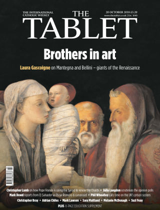 The Tablet Magazine 20th October 2018
