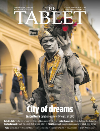 The Tablet Magazine 27th October 2018
