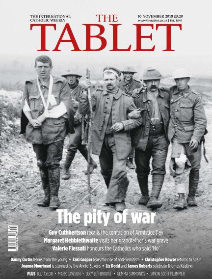 The Tablet Magazine November 10, 2018 00:00