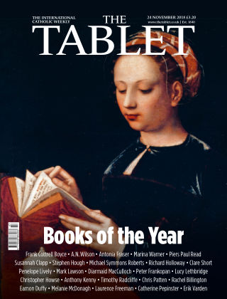 The Tablet Magazine 24th November 2018