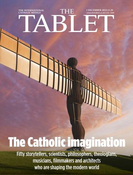 The Tablet Magazine December 01, 2018 00:00