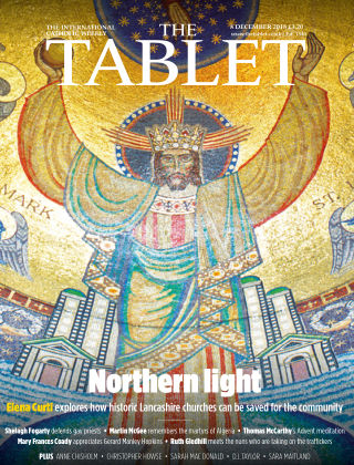 The Tablet Magazine 8 december 2018