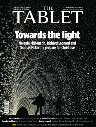 The Tablet Magazine 15th December 2018