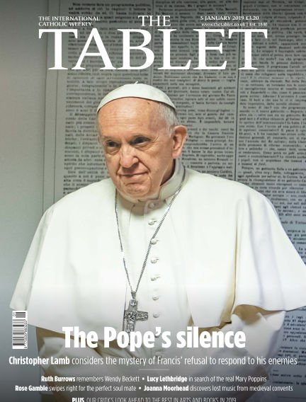 The Tablet Magazine January 05, 2019 00:00