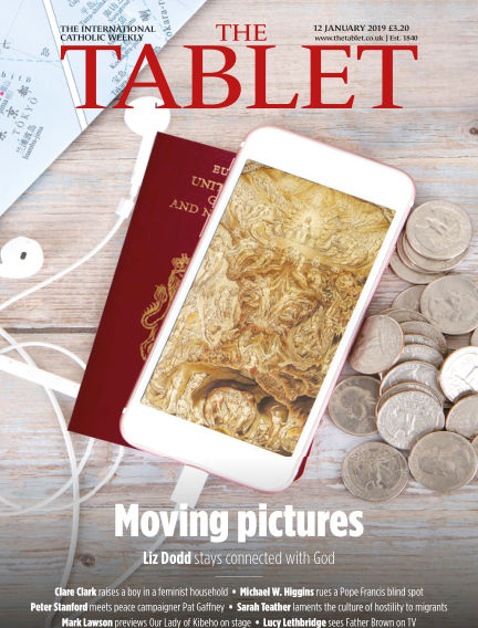 The Tablet Magazine January 14, 2019 00:00