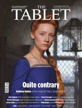 The Tablet Magazine 19th January 2019