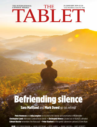 The Tablet Magazine 26th January 2019