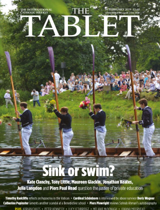 The Tablet Magazine 16th February 2019