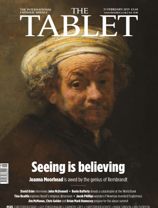 The Tablet Magazine 23rd February 2019