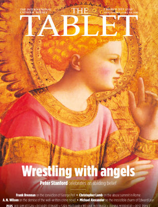 The Tablet Magazine 2nd March 2019