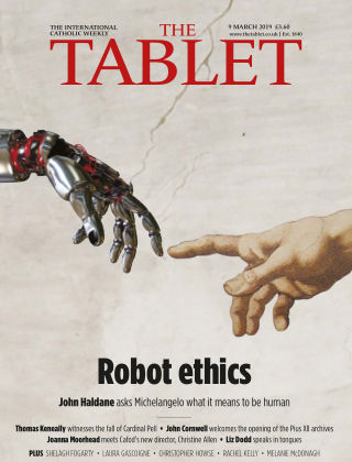The Tablet Magazine 8th March 2019