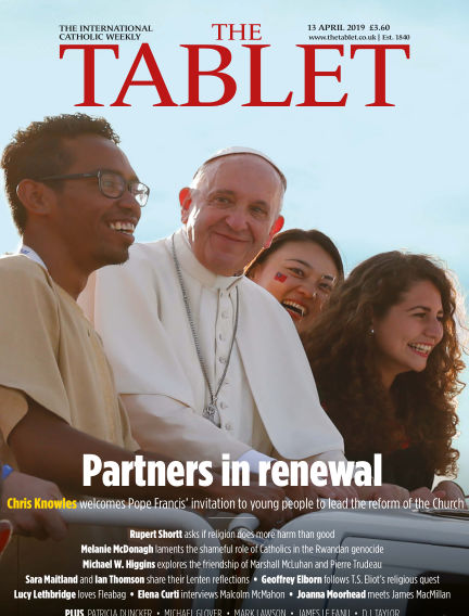 The Tablet Magazine April 12, 2019 00:00